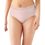 Barely There by Bali Comfort Revolution Microfiber Seamless Brief 803J