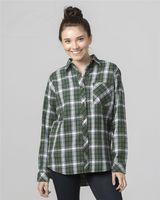 Boxercraft Women's Flannel Shirt F50