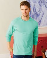 Hanes Beefy-T® Long Sleeve T-Shirt 5186
