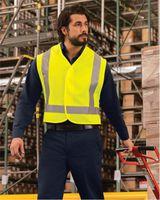 Red Kap High Visibility Safety Vest VYV6