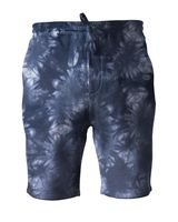 Independent Trading Co. Tie-Dye Fleece Shorts PRM50STTD