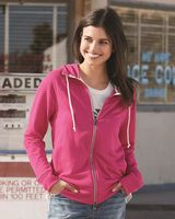 Champion Originals Women's French Terry Hooded Full-Zip AO650