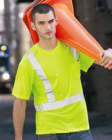 Red Kap High Visibility Safety T-Shirt SYK6HV