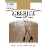 Berkshire 4411 Queen Size Pantyhose Ultra Sheer Control Top