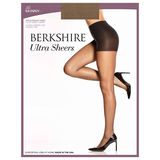 Berkshire Women's No Waistband with Ultra Sheer Leg and Sandalfoot Toe 5018