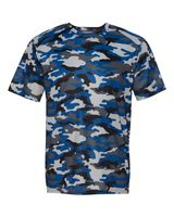 Badger Camo Short Sleeve T-Shirt 4181