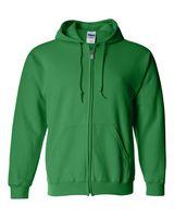 Gildan Heavy Blend Full-Zip Hooded Sweatshirt 18600