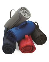 Alpine Fleece Roll Up Blanket 8718