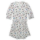 Hanes Womens Ultimate Cinched Sleepshirt HAU80046