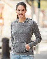 J. America Women's Zen Fleece Hooded Sweatshirt 8912