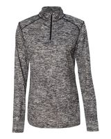 Badger Blend Women's Quarter-Zip Pullover 4193