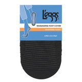 L'eggs Seamless Nylon Foot Cover 2-Pk 03925