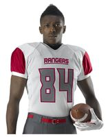Alleson Athletic Youth Stretch Football Jersey A00162