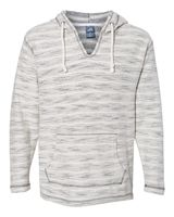 J. America Baja French Terry Hooded Pullover 8692