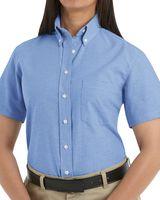 Red Kap Women's Executive Oxford Dress Shirt SR61
