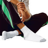 Hanes Mens Big & Tall Cushion Ankle Socks 6-Pk 145/6