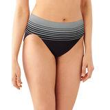 Bali Comfort Revolution Microfiber Hi Cut Panty 3-Pack AK83