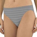 Jockey Women's Underwear Matte & Shine Hi Cut Panty 1306