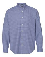 Tommy Hilfiger 100s Two-Ply Gingham Shirt 13H1863