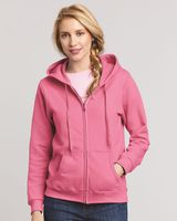 Gildan Heavy Blend Women's Full-Zip Hooded Sweatshirt 18600FL