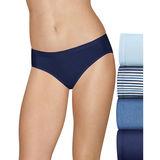 Hanes Women's Ultimate Cotton Stretch Bikini 4-Pack 42CSWB