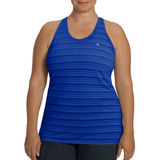 Champion Vapor Select Womens Plus Tank Top QW5040