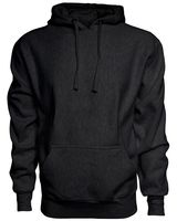 J. America Sport Weave Hooded Sweatshirt 8846