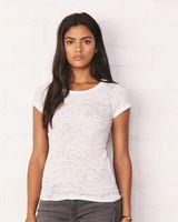 Bella + Canvas Women's Short Sleeve Burnout Tee 8601