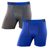 Champion Men's Tech Performance Regular Leg Boxer Brief 2-Pack CHTRA2