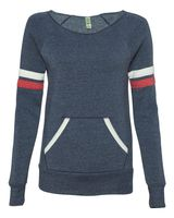 Alternative Eco-Fleece Women's Maniac Sport Sweatshirt 9583