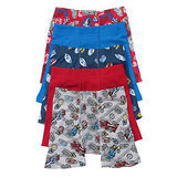 Hanes Toddler Boys Printed Boxer Briefs with Comfort Flex Waistband 5-Pk TB75P5