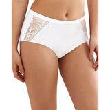 Bali Lace Desire Cotton Microfiber Brief Panty DFCD61