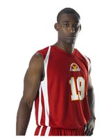 Alleson Athletic Reversible Basketball Jersey A00157