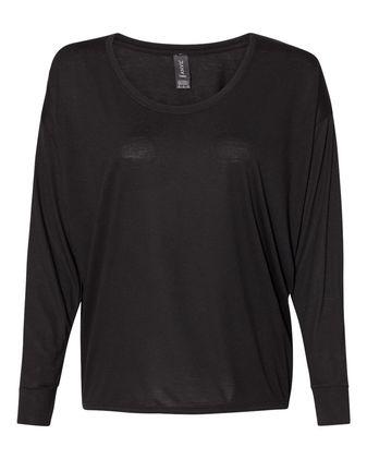 Anvil Women\'s Freedom Long Sleeve T-Shirt 34PVL