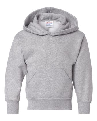 Hanes Ecosmart Youth Hooded Sweatshirt P473