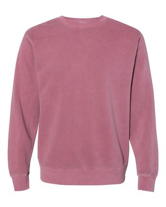 Independent Trading Co. Heavyweight Pigment-Dyed Sweatshirt PRM3500