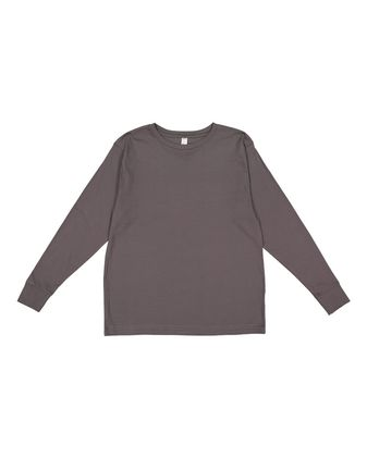 LAT Youth Fine Jersey Long Sleeve Tee 6201