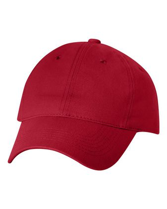 Sportsman Heavy Brushed Twill Unstructured Cap 9610