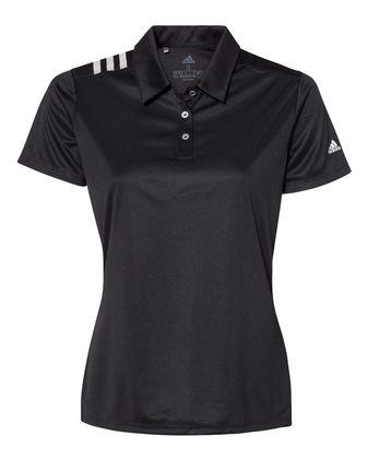 Adidas Women\'s 3-Stripes Shoulder Sport Shirt A325