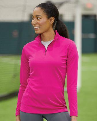 C2 Sport Women\'s Quarter-Zip Pullover 5602