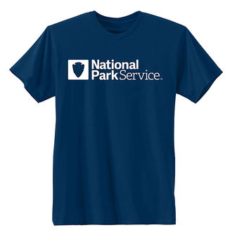 Hanes National Park Service Graphic Tee GT49P Y07651