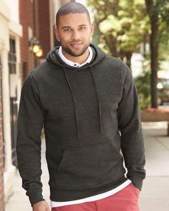 J. America Cloud Fleece Hooded Sweatshirt 8620