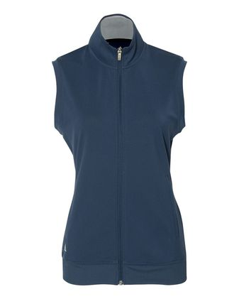 Adidas Women\'s Full-Zip Club Vest A272