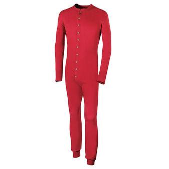 Duofold by Champion Originals Wool-Blend Men\'s Union Suit KMMU
