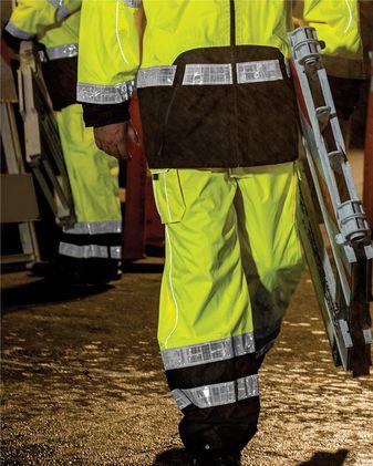 Kishigo Premium Black Series® Rainwear Pants RWP106-107