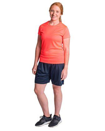 C2 Sport Women\'s Mesh Shorts 5116
