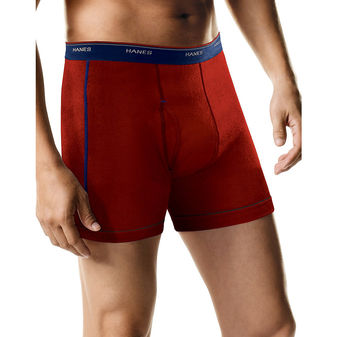 Hanes Sport Boxer Brief with Comfort Flex® Waistband 5-Pack 2396Z5