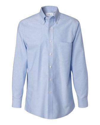Van Heusen Long Sleeve Oxford Shirt 13V0040
