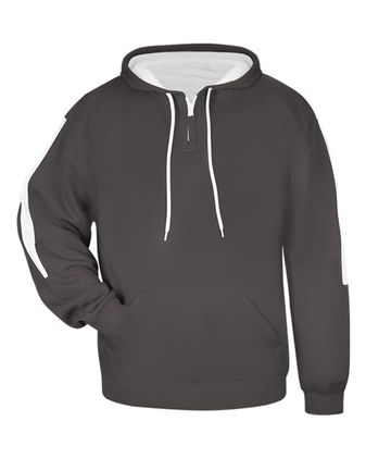 Badger Sideline Fleece Hooded Sweatshirt 1456