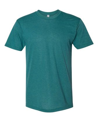 American Apparel USA-Made Triblend Track Tee TR401US